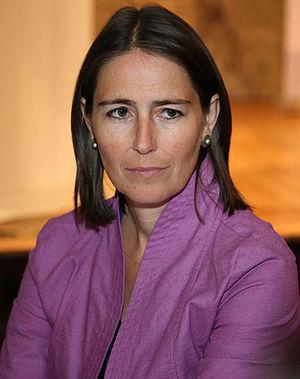 Alexandra Föderl-Schmid - Föderl-Schmid in November 2014