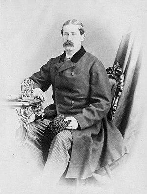 Alexandre-Maurice Delisle - Alex Delisle, 1865