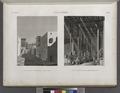 Alexandrie (Alexandria). 1. Vue d'une rue conduisant au Port Vieux; 2. Vue du grand bazar ou marché principal (NYPL b14212718-1268808).tiff
