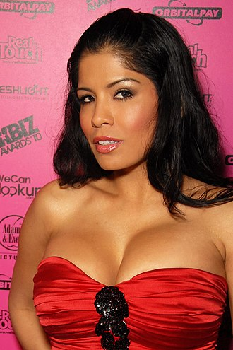 Alexis Amore - Alexis Amore attending the XBIZ Awards at Avalon, Hollywood, CA on February 10, 2010