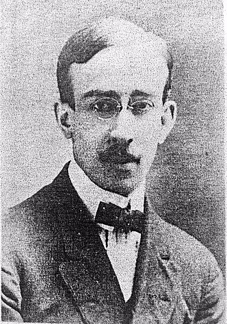 Alfred Harcourt - Alfred Harcourt, The Class of 1904, Columbia College.