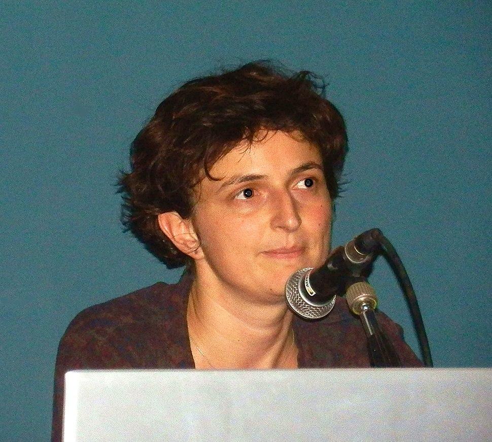Alice Rohrwacher Santarcangelo 2014