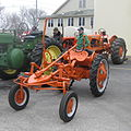 Allis-Chalmers G at a US tractor show.jpg