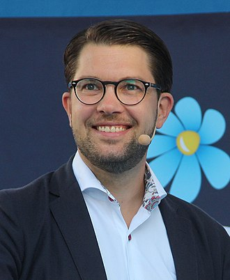 2018 Swedish general election - Image: Almedalen 7 July 2016 68 (27907007150) (cropped)