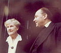 Aloys and Tilly Fleischmann, Cork c. 1960.jpg