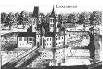 Laxenburg castles - Image: Altes Schloss Laxenburg