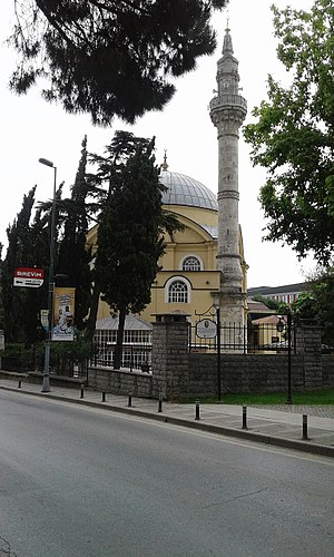 Altunizade Mosque - Altunizade Mosque.