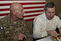 Ambassador James Warlick visits the DFIP 121113-A-JE610-076.jpg