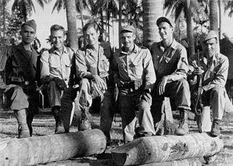 Robert Lapham - Robert Lapham (third from left)