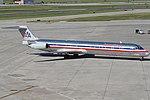 American Airlines McDonnell Douglas MD-82 (N581AA) (7154798353).jpg