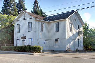 American River Grange Hall No. 172 building in California, United States
