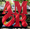 Amor National Sculpture Garden DC Robert Indiana.jpg