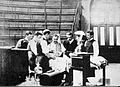 An operation at St. Bartholomew's Hospital 1910 Wellcome L0018253.jpg