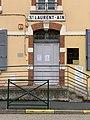 Ancien Bureau Poste - Saint-Laurent-sur-Saône (FR01) - 2020-12-05 - 2.jpg