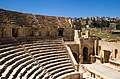 Ancient Jerash, North Theater - panoramio.jpg