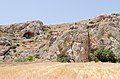 Ancient rock cut tomb 1 - Santorini - Greece - 01.jpg
