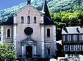 Ancizan, l' Église Saint Martin.jpg