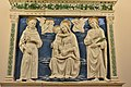 Andrea della Robbia, Virgin and Child with Saints, Florence, 1470, Bode Museum, Berlin (1) (28404163249).jpg