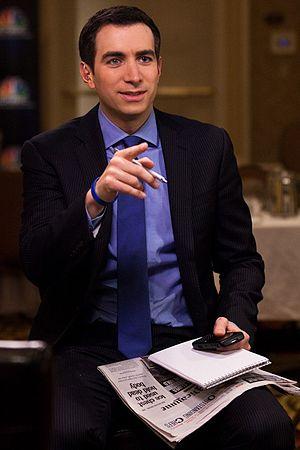Andrew Ross Sorkin - Sorkin in 2012