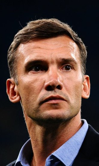 2018 UEFA Champions League Final - Andriy Shevchenko was named as the ambassador for the final.