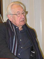 Andrzej Wajda, Varsovie (Pologne), 2006