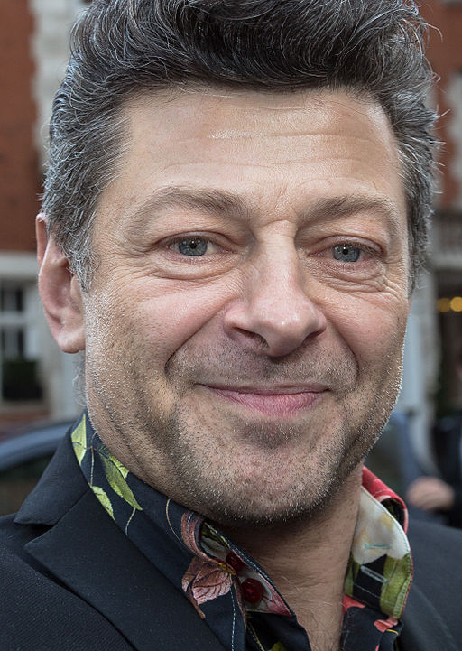 Andy Serkis March 2015
