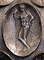 Anfora di baratti, argento, 390 circa, medaglioni, 12 mercurio.JPG