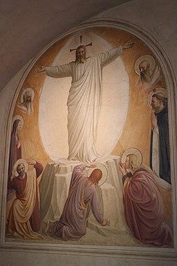 Angelico Transfiguración