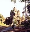 Den sørlige porten til Angkor Thom