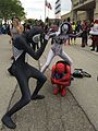 Anime North 2017 taunting Spiders IMG 5080.jpg