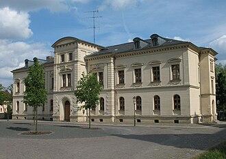 Annaburg - Image: Annaburg Grundschule