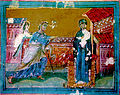 Annunciation. Synaxarium of Euthymius of Athos.jpg