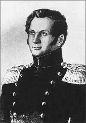 Pavel Petrovich Anosov - Pavel Petrovich Anosov