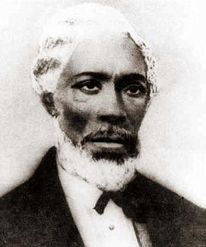 Anthony Bowen - Portrait of Anthony Bowen taken in the 1860s