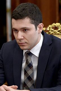 Anton Alikhanov Russian politician