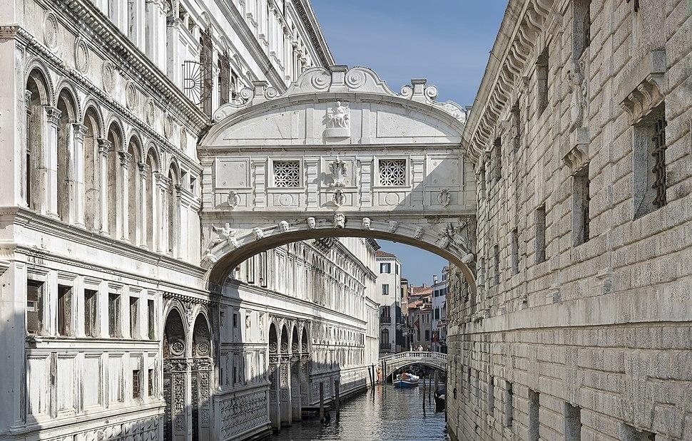 Antonio Contin - Ponte dei sospiri (Venice)