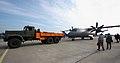 Antonov An-140-100 at the MAKS-2013 (01).jpg