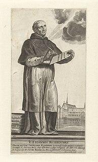 John of Ruusbroec Flemish mystic
