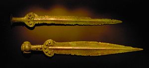 Sword - Apa-type swords, 17th-century BC.