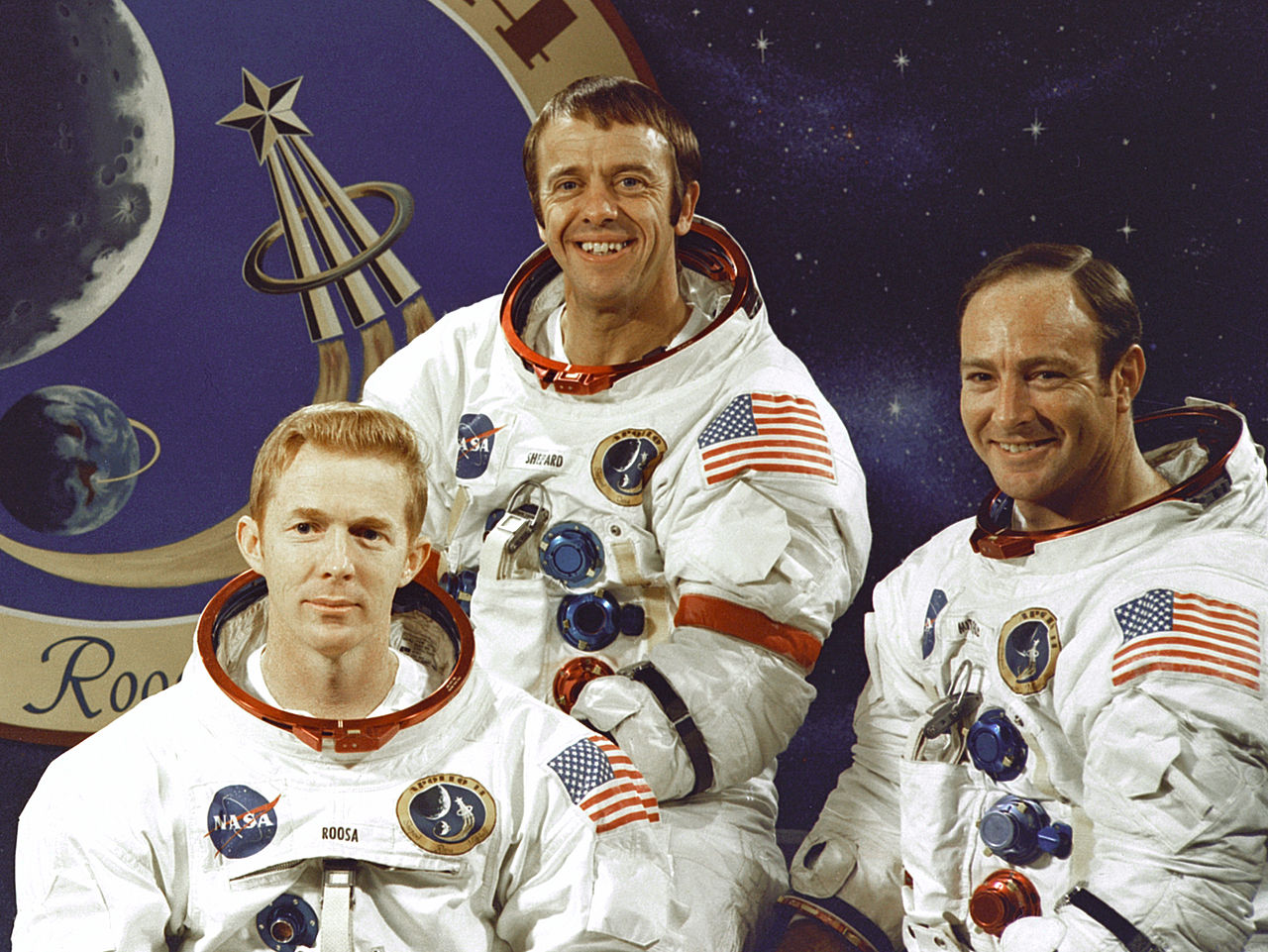apollo 13 crew - photo #14
