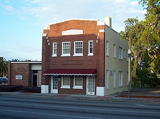 Carroll Building (Apopka, Florida) - Image: Apopka Carroll Bldg 02