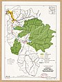Appendix B, project map A, Wheeling Creek Watershed, Pennsylvania and West Virginia LOC 82693291.jpg