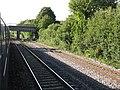 Approaching Wolvercote Bridge - geograph.org.uk - 1968982.jpg