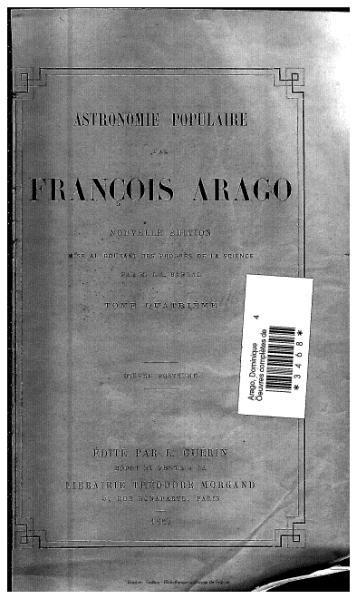 File:Arago - Astronomie populaire, tome 4.djvu