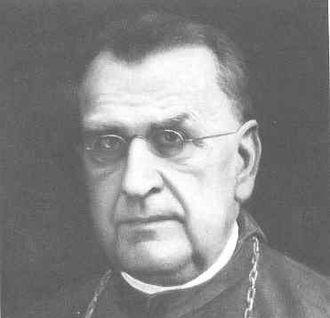 Michael Heiss - Image: Archbishop Michael Heiss