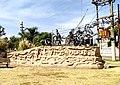 Arequito, Depto. Caseros, Santa Fe, Argentina, Monumento a la sublevación de Arequito.jpg
