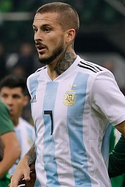 Darío Benedetto Argentine footballer