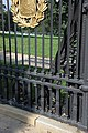 Arlington National Cemetery - Schley Gate grillwork - 2011.jpg