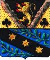 Armes des comtes du bois d'Aische et des barons du Bois (de Vroylande) de Nevele.png