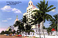 Army Air Forces - Postcard - Miami Beach Training Center - -Hotels occupied by Army Air Forces.jpg